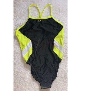 NWT- Nike Womens Swim Crossback One Piece(Size:12)